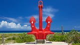 Anchor in Memory of All Seamen - Aruba - Tourism Media