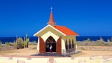 Alto Vista Chapel - Aruba - Tourism Media