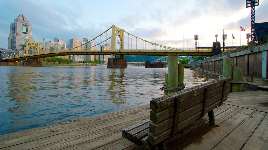 Image result for roberto clemente bridge