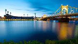 Roberto Clemente Bridge - Pennsylvania - Tourism Media