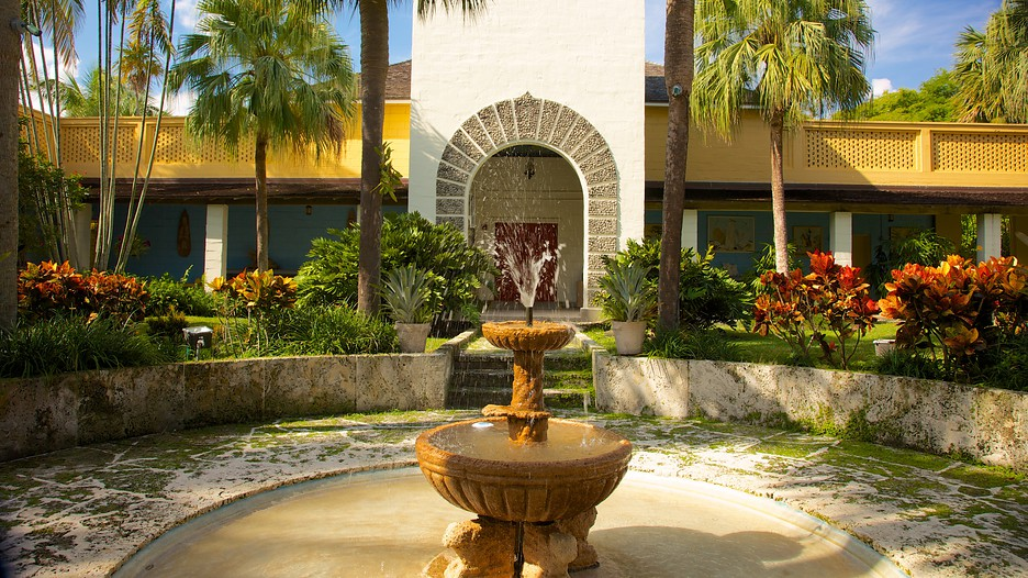 Bonnet House Museum And Gardens In Fort Lauderdale Florida
