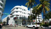 Lincoln Road Mall - Miami Beach