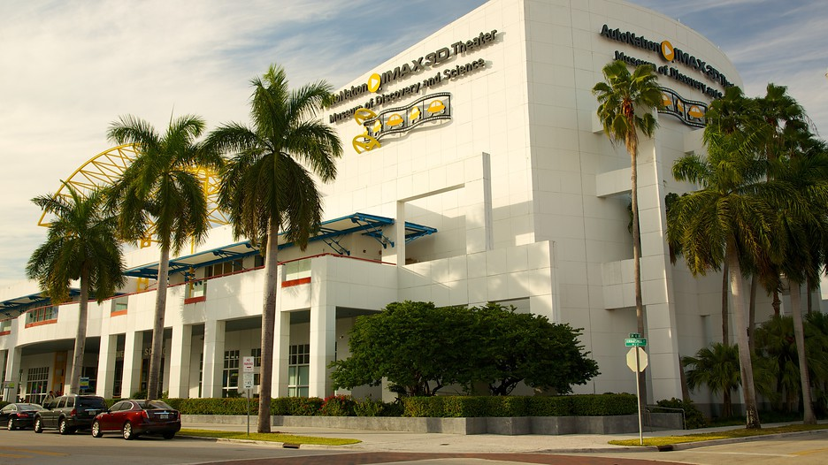 Museum Of Discovery And Science In Fort Lauderdale