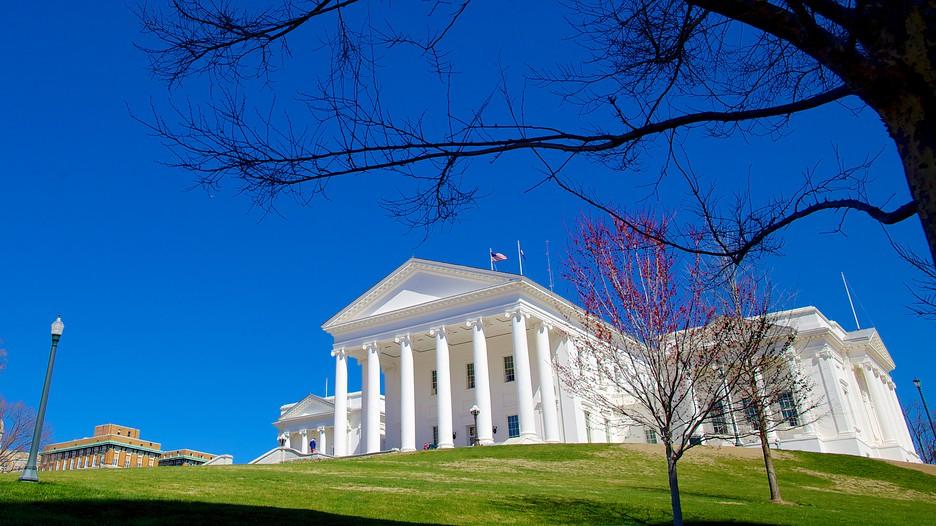 Richmond (VA) United States  city photos : Virginia State Capitol Richmond, Virginia Attraction | Expedia.com ...