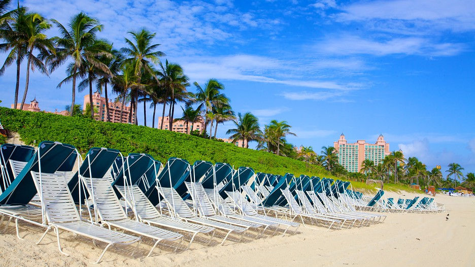 Northwestern Car Insurance >> Cabbage Beach in Paradise Island,   Expedia.ca