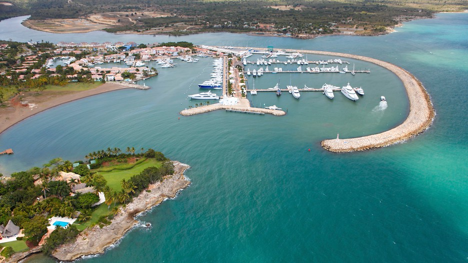Casa de campo marina in la romana expedia for Casa de campo republica dominicana