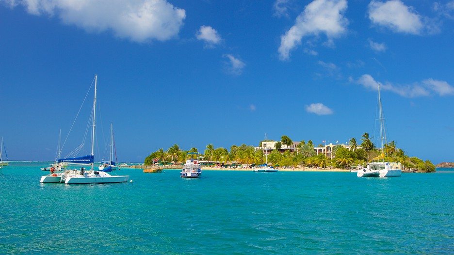 Virgin Islands Tourism Package