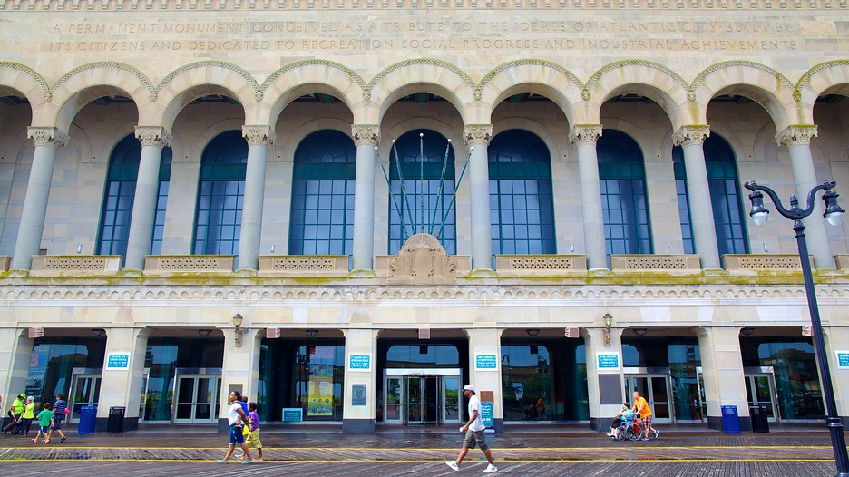 Boardwalk Hall In Atlantic City New Jersey Expedia