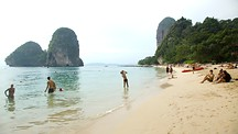 West Railay Beach - Krabi