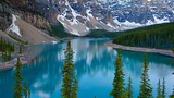 Moraine Lake - Lake Louise - Tourism Media