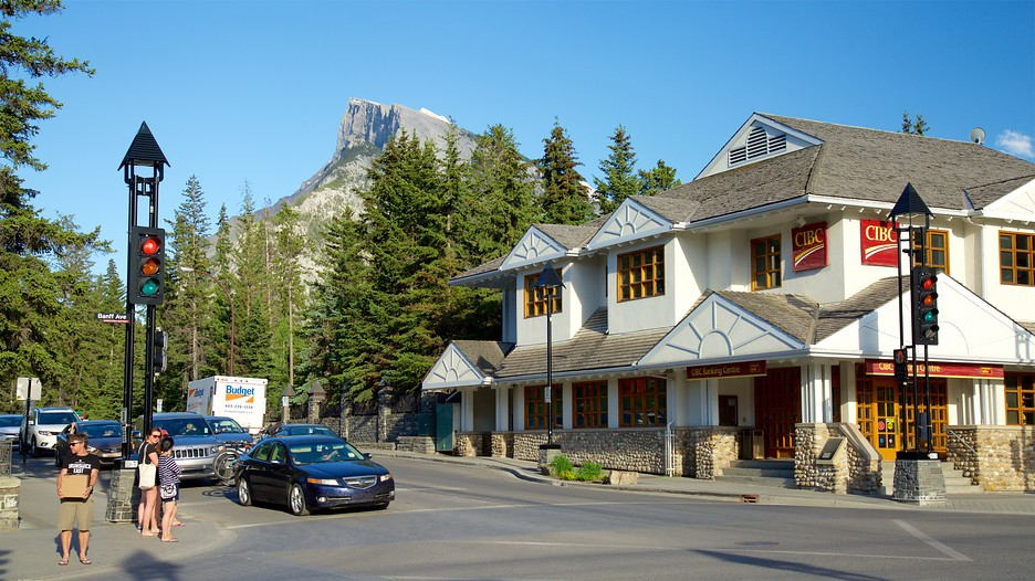 Banff Hotel Booking