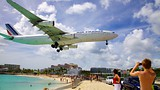 Maho Beach - Karibik - Tourism Media
