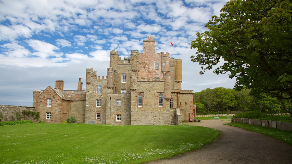 Castle Of Mey In Thurso Scotland Expedia