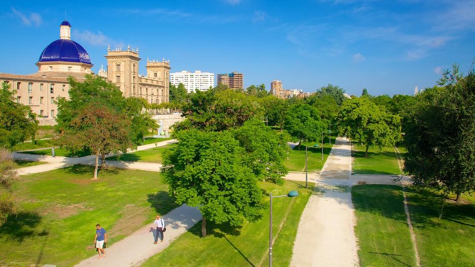Citytrip jard n del turia de beste aanbiedingen op for Jardines de tabarca valencia