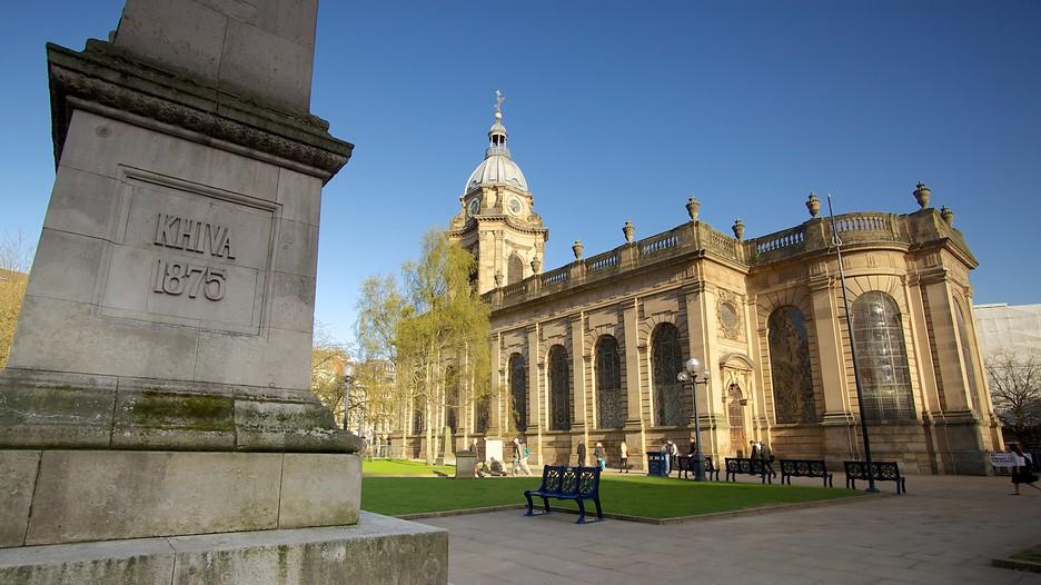 Birmingham Cathedral In Birmingham England Expedia Ca