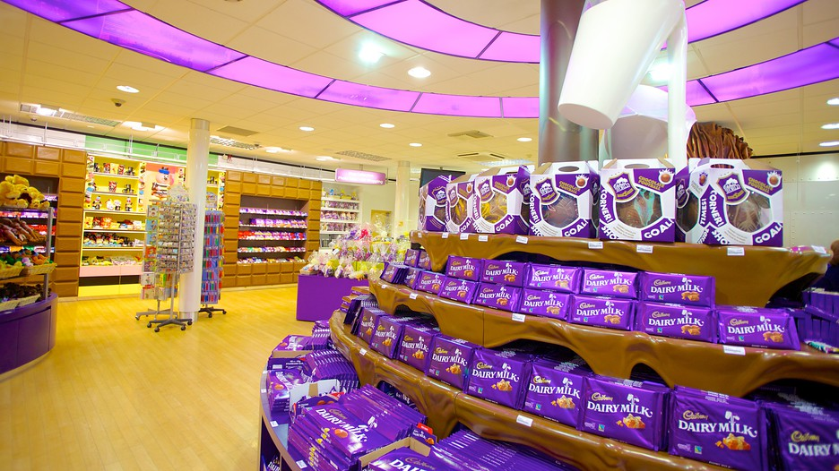 Cadbury Tour Times