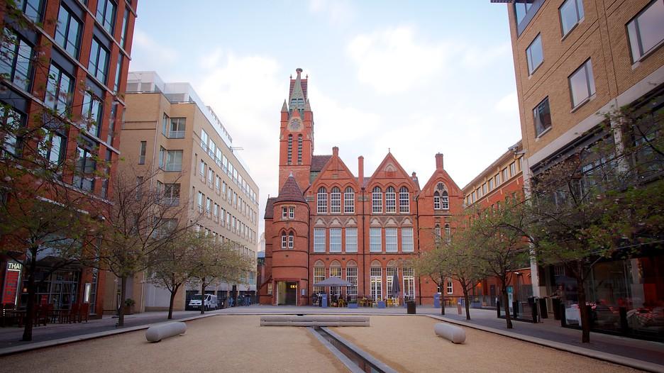 Ikon Gallery In Birmingham England Expedia