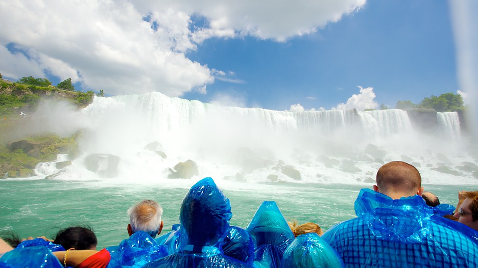 Maid Of The Mist In Niagara Falls Ontario Expedia