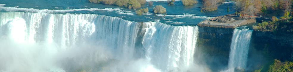 Niagara Falls Book