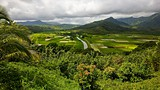 Hanalei Valley Overlook - Hawaii Visitors and Convention Bureau