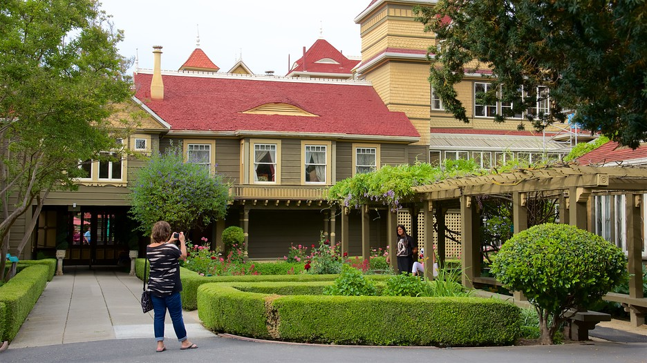 Winchester Mystery House In San Jose California Expedia