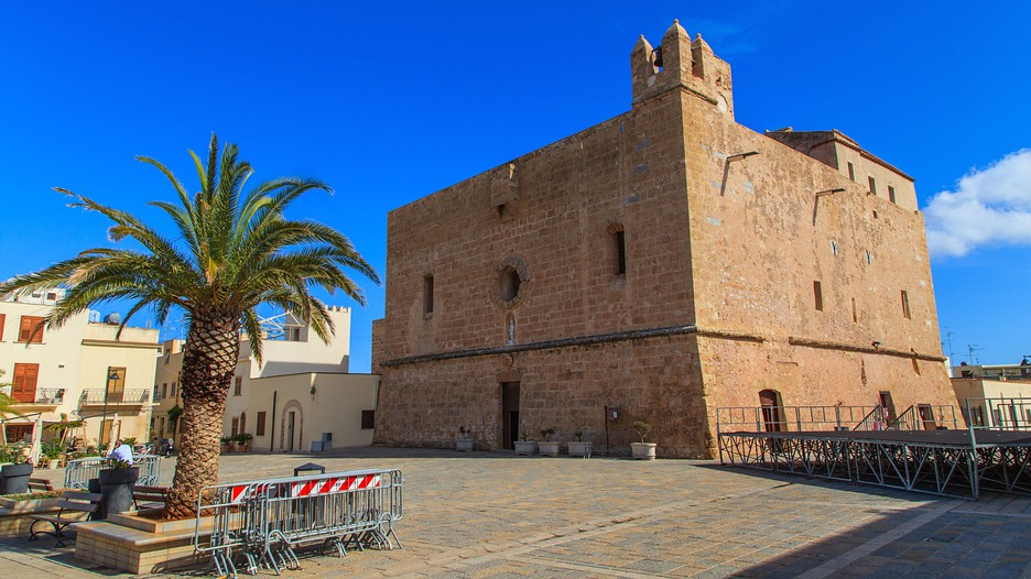 Volo Hotel Sicilia San Vito Lo Capo