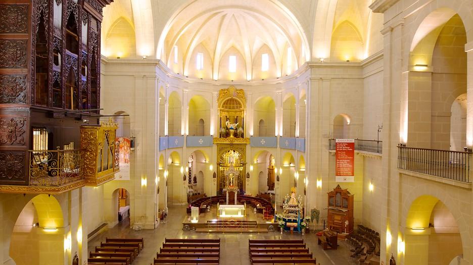 Catedral de san nicol s puntos de inter s en alicante for Hoteles interior alicante