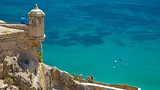Castle of Santa Barbara - Spain - Tourism Media