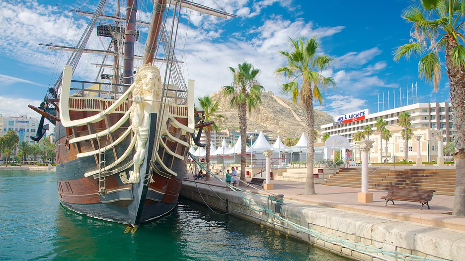 Alicante Harbour In Alicante Expedia