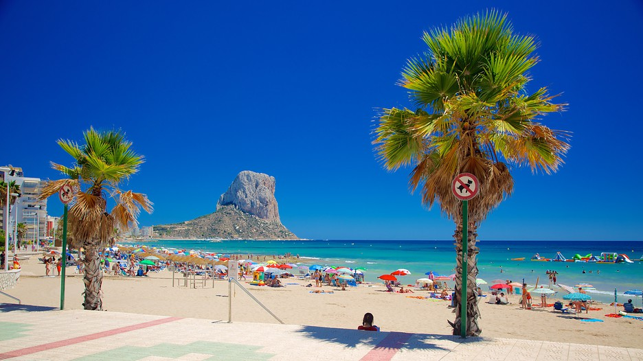 Calpe Spain  city photos gallery : Trips to Calpe, Spain | Find travel information | Expedia.co.in