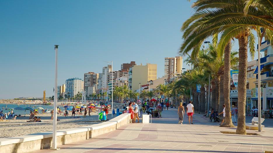 Plage de campello les activit s alicante attractions pas chers alicante - Alicante office de tourisme ...