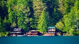 Lake Crescent - Washington - Tourism Media