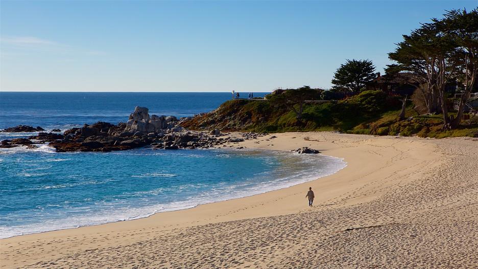 Carmel Beach California Images