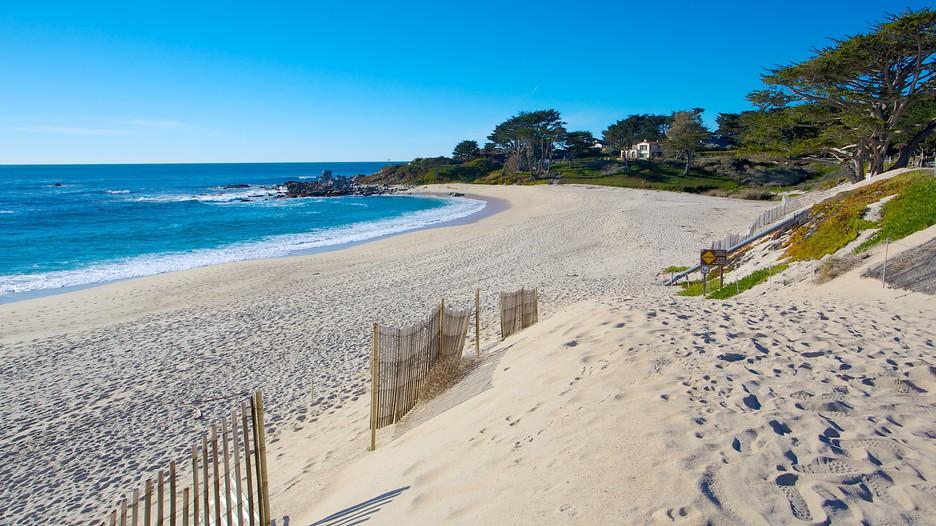 Carmel beach in carmel california expedia for Best beach in monterey ca