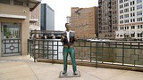 Bronze Fonz - Wisconsin - Tourism Media