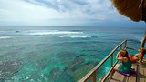 Showing item 11 of 20. Uluwatu Beach - Bali - Tourism Media