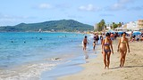 Playa d'en Bossa - Ibiza - Tourism Media