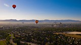 Hot Air Balloons - Travel Nevada and Ryan Jerz