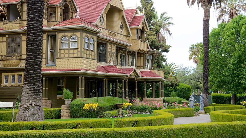 Winchester Mystery House In San Jose California Expedia Ca