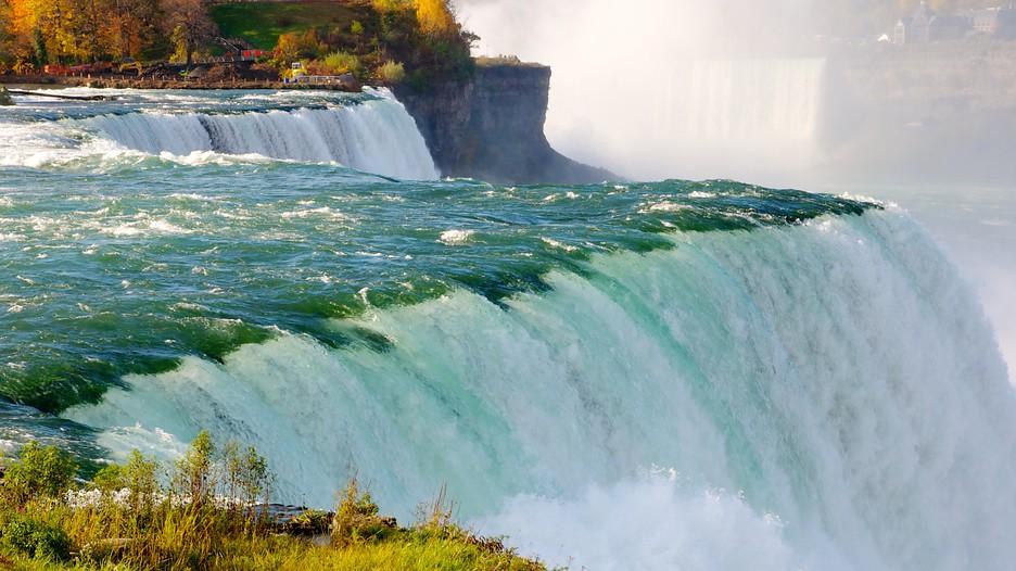 Niagara Falls Usa Tourism Media