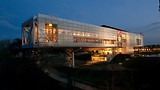 William J. Clinton Presidential Library - Little Rock - Photo Courtesy Arkansas Department of Parks and Tourism