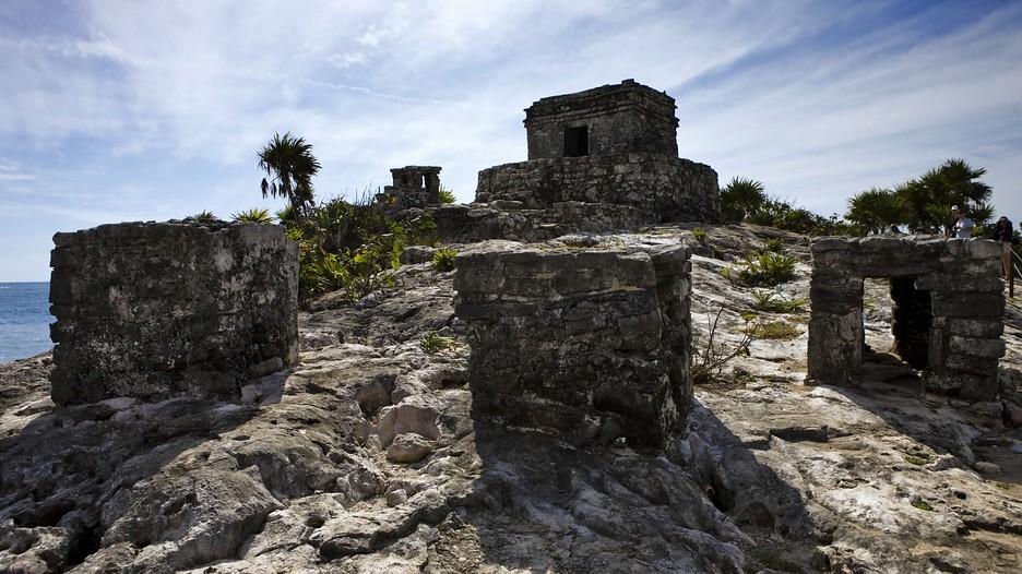 Tulum Mayan Ruins In Tulum Expedia Ca