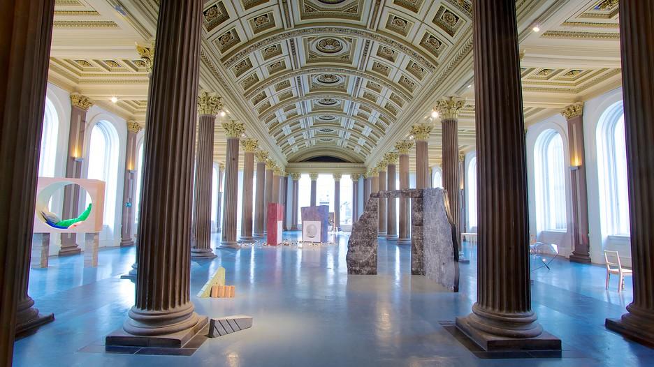 Gallery Of Modern Art In Glasgow Scotland Expedia
