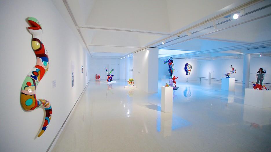 for Modern art gallery online