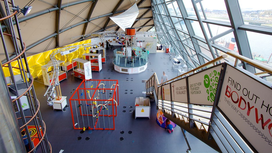Glasgow Science Centre In Glasgow Scotland Expedia Ca