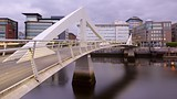 Tradeston Bridge - Glasgow - Tourism Media