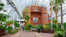 People's Palace and Winter Gardens (palais et jardins) - Glasgow et banlieue