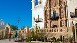 Mission San Xavier del Bac - Arizona - Tourism Media
