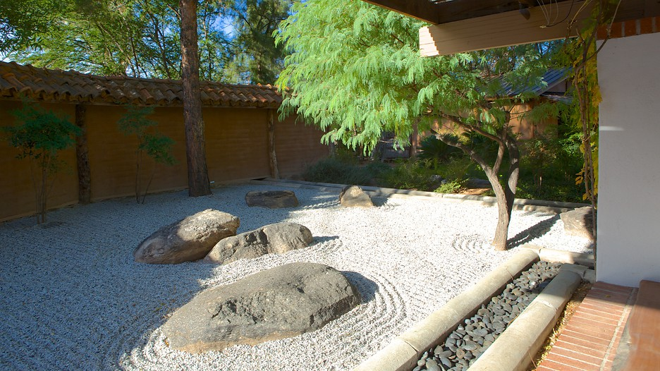 Tucson Botanical Gardens Tucson Arizona Attraction
