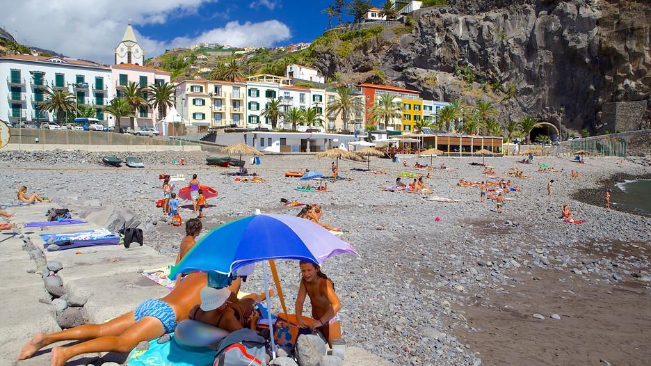 ponta do sol beach   ponta do sol   tourism media